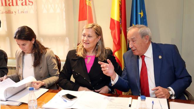 Del Olmo expresa su «total apertura» a consensuar los presupuestos