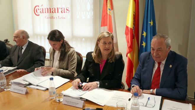 Pilar del Olmo destaca que «es el momento de la unidad» para mantener un PPCyL «fuerte»