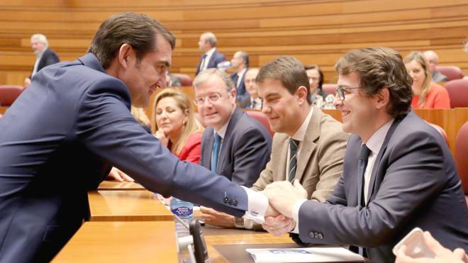 Quiñones resalta que sólo el 0,48% de los leoneses no tiene conexión a internet con más de diez megas