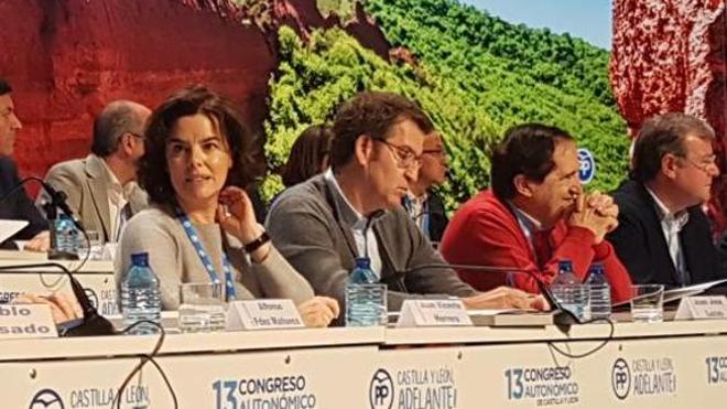 Feijóo asegura que gestos como la retirada de Herrera «muestran la grandeza de la política de España»
