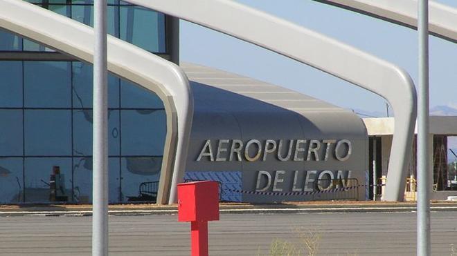 230.000 euros para el aeropuerto de León