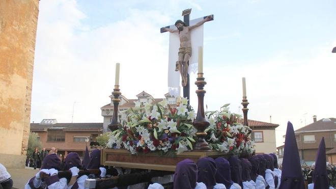 Santa Marina del Rey se vuelca con la tradición de sus días más grandes