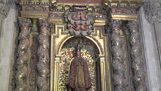 La Catedral desvela su mejor secreto: la capilla del Conde de Rebolledo