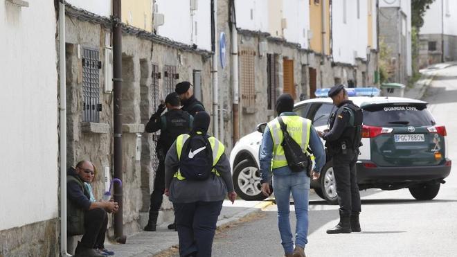 Dos detenidos en El Espinar y Los Ángeles de San Rafael dentro de una operación contra el yihadismo