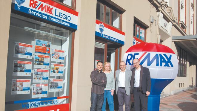 RE/MAX LEGIO, servicio integral para su propiedad
