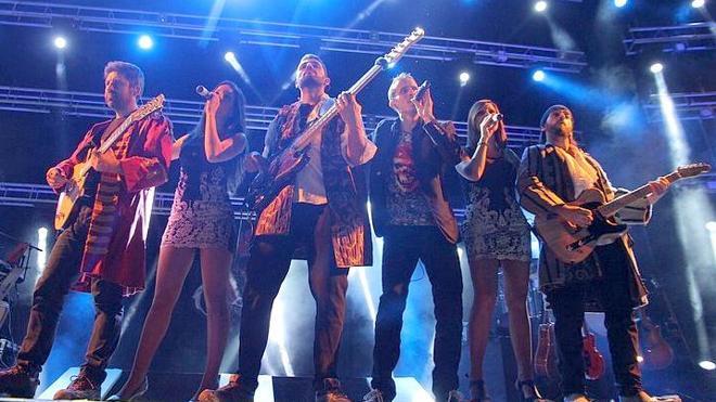 La orquesta leonesa Cañón da el pistoletazo de salida a la verbena madrileña de San Isidro