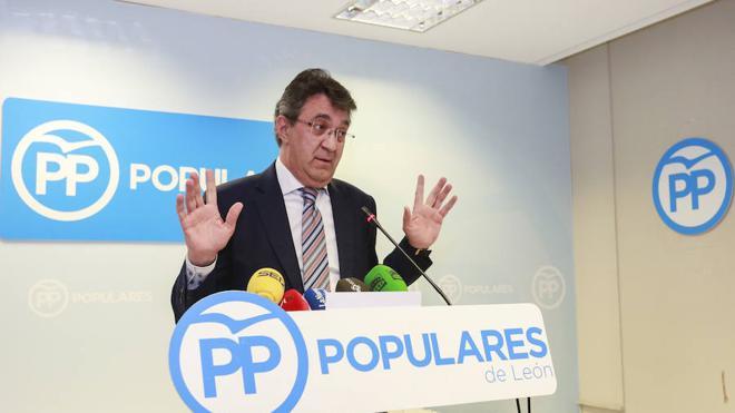 Majo suma a Gavilanes en una vicesecretaría y asegura que desde el PP regional «se ha puesto paz donde ya la había»