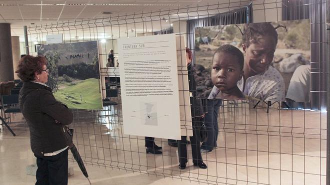 Villarejo promueve la diversidad Cultural a través de la exposición 'Somos Migrantes'