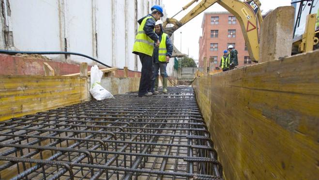 La construcción sale del túnel, genera 10.100 empleos en León y recupera 'ritmo'