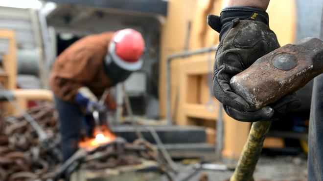 Los accidentes laborales se cobran una vida en el primer trimestre del año en León y alcanzan los 886