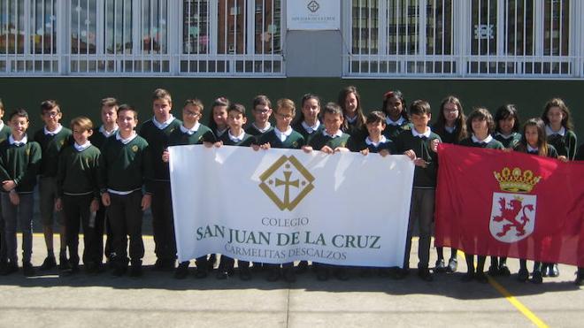 El Colegio San Juan de la Cruz participa en el II Concurso Nacional 'Gana puntos con la Educación Vial'