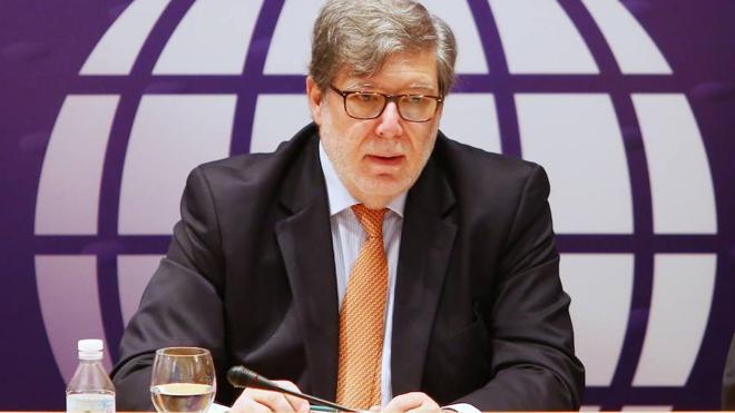 Aparicio señala la internacionalización y la innovación como los «retos fundamentales» de las empresas leonesas