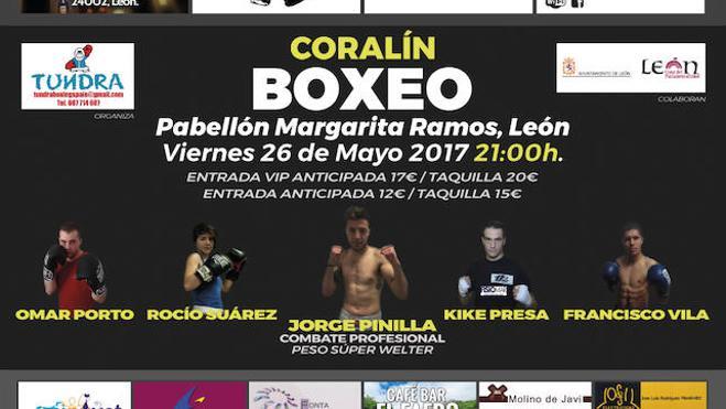 León vuelve a vibrar con el boxeo
